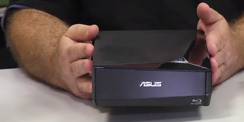 Review of ASUS BW-16D1X-U Powerful Blu-ray Drive