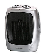 Brightown Heater 903 750W/1500W ETL Listed Ceramic Space Heater
