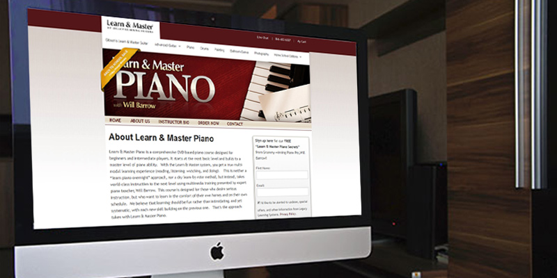 Detailed review of Learn and master Piano Lessons