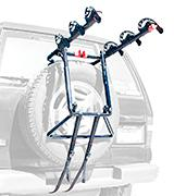 Allen Sports Premier 3 Bike Spare Tire Rack