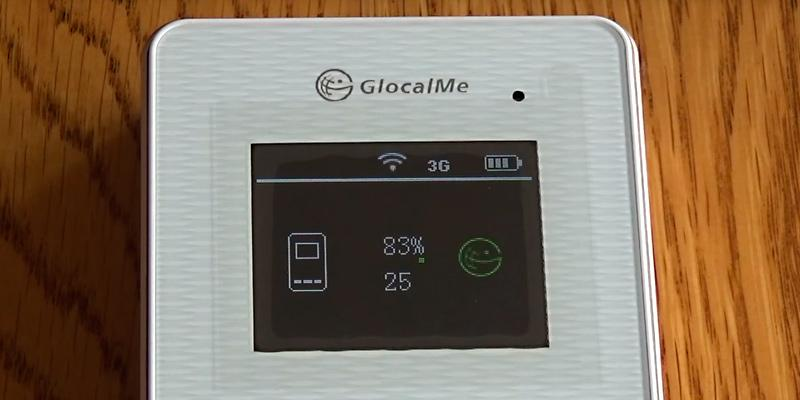 Review of Glocalme G1S Global Mobile Hotspot