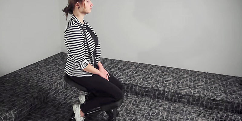 Detailed review of Office Star Ergonomic Knee Chair