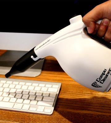 Review of EasyGo CompuCleaner 2.0 Electric High Pressure Air Duster – Computer Cleaner Blower - Keyboard Cleaner