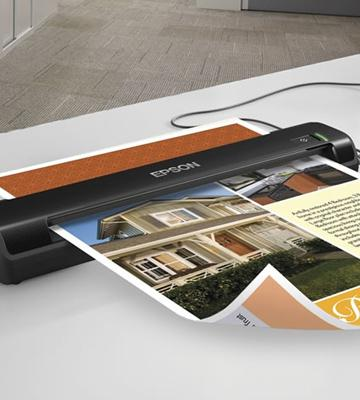 Review of Epson WorkForce Portable Document & Image Scanner