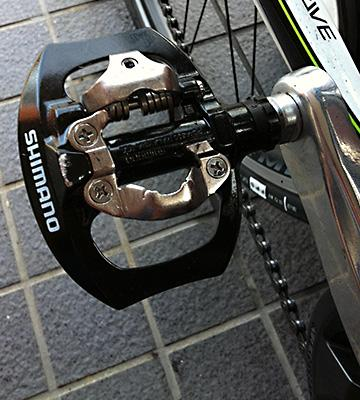 Review of Shimano A530 SPD Pedals