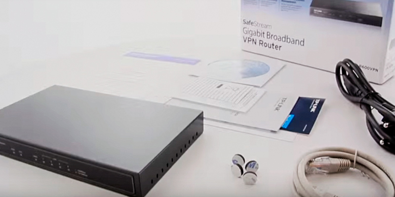 Review of TP-LINK TL-R600VPN Gigabit VPN Router