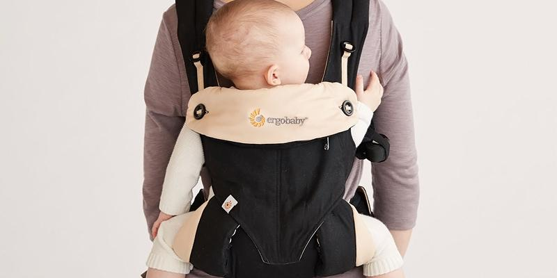 Detailed review of Ergobaby BC360BLKCAM1NL Ergonomic Baby Carrier