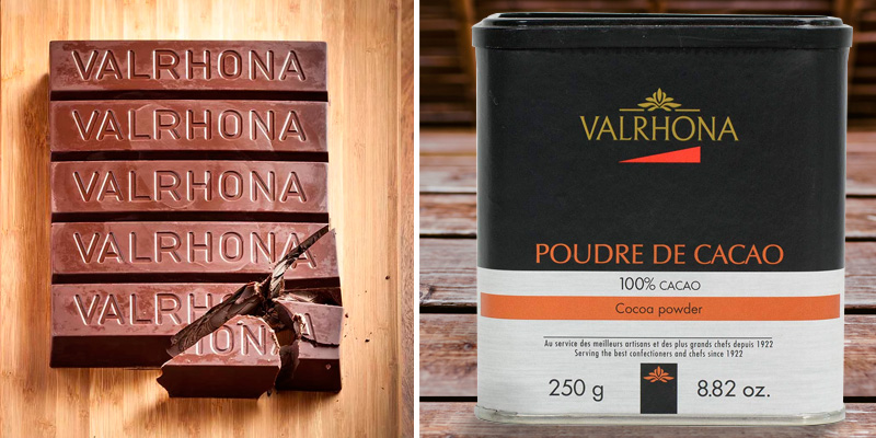 Review of Valrhona 100% Pure Cocoa Powder