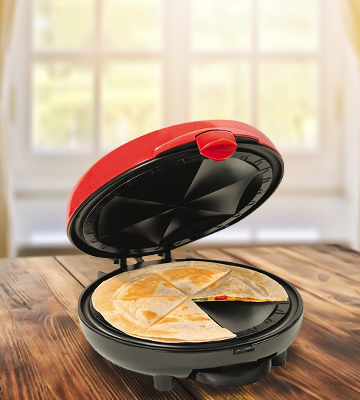 Review of Nostalgia EQM200 Quesadilla Maker