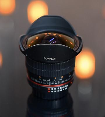 Review of Rokinon 12mm F/2.8 Ultra Wide Fisheye Lens