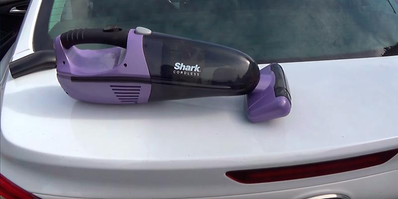 Review of Shark Pet Perfect II Hand Vac