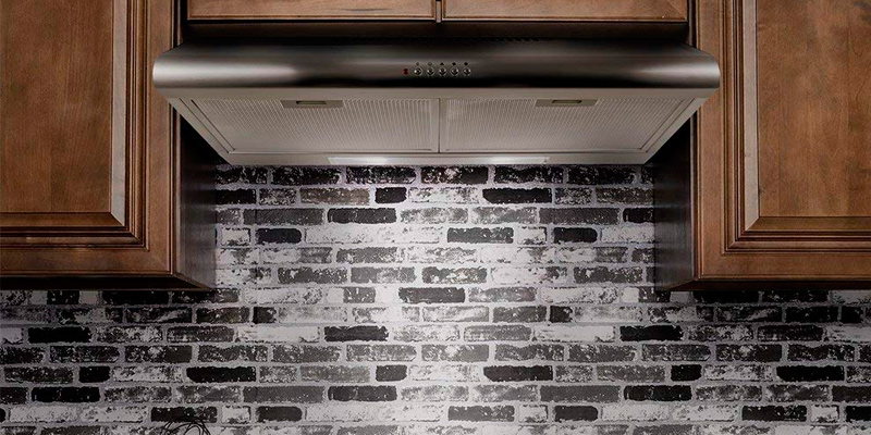 "Review of Cosmo COS-5MU30 30"" Under Cabinet Range Hood"