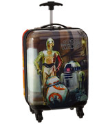 "Star Wars Luggage Droids 16"" Hard Side"