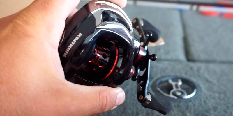 Review of KastKing Royale Legend/Whitemax Low Profile Baitcasting Fishing Reel