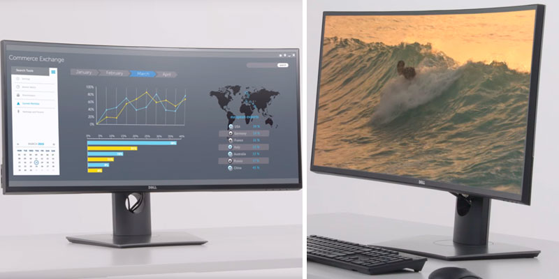 Review of Dell U3417W UltraSharp Curved Monitor