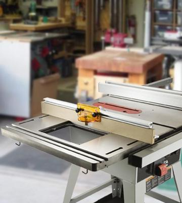 Review of Bench Dog Tools ProMax Cast Iron Router Table