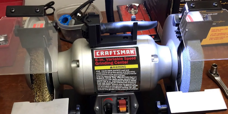 Review of Craftsman 9-21154 Variable Speed