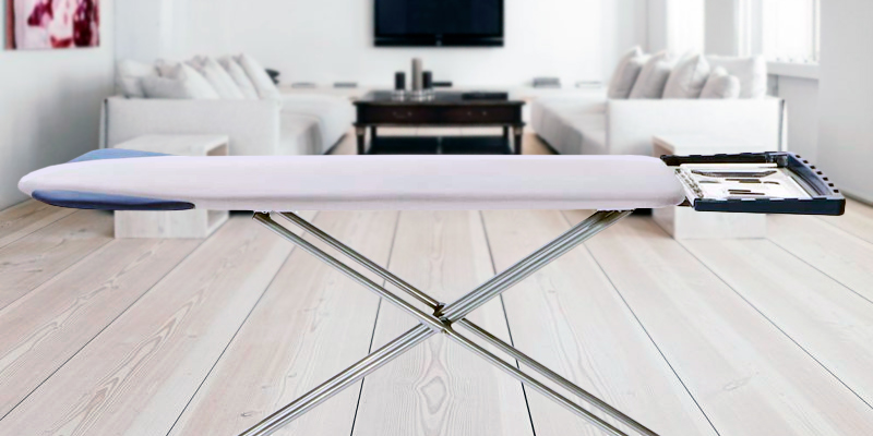 Review of Parker & Company Extra Wide Ironing Board