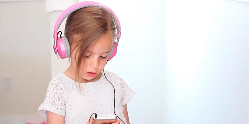 Review of LilGadgets Untangled Pro Premium Children's / Kid's Wireless Bluetooth Headphones with SharePort