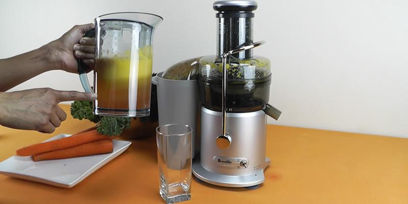 Breville JE98XL Juice Extractor application