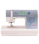 SINGER 9980 Quantum Stylist 820-Stitch Computerized Portable Sewing Machine
