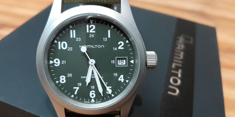 Review of Hamilton H69419363 Unisex Khaki Field