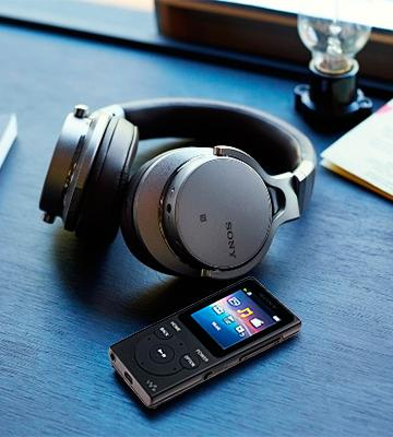 Review of Sony NWE395/B 16GB Walkman MP3 Player
