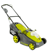 Sun Joe iON16LM 16-Inch 40V Cordless Lawn Mower with Brushless Motor