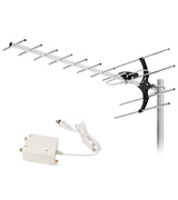 1byone OUS00-0551 Amplified HDTV Antenna