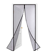 iGotTech SO-03-103 34x82, Magnetic Screen Door, Full Frame Velcro