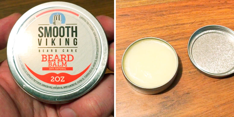 Review of Smooth Viking Beard Care 643906625542 with Leave-in Conditioner
