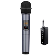 Kithouse K380F Wireless Karaoke Microphone