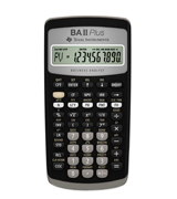 Texas Instruments IIBAPL/TBL/1L1 Financial Calculator