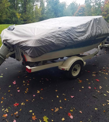 Review of Brightent Boat Cover Heavy Duty BC1 Brightent Boat Cover