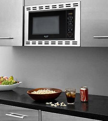 Review of Sharp ZR559YK Countertop Microwave Oven