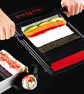 Review of Yomo Sushi Maker Made in the USA