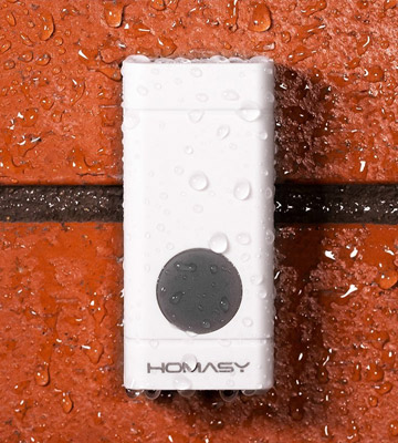 Review of Homasy Wireless Doorbell