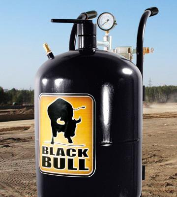 Review of Black Bull Buffalo Tools SB10G Gallon Abrasive Blaster