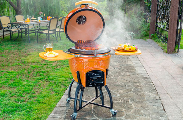 Best Kamado Grills for True Grilling Addicts