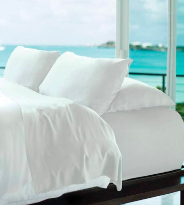 Review of Cariloha Classic Bamboo Bed Sheet Set