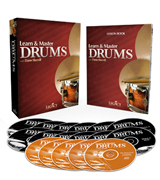 Learn and master DVD Drum course