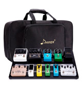 Donner Aluminium Pedalboard with Bag