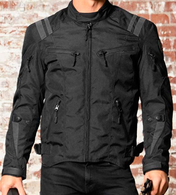 Review of Viking Textile Cycle Ironborn Protective Motorcycle Jacket