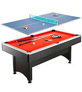 Hathaway Maverick 2-in-1 Table Tennis and Pool Table