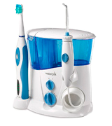 Waterpik Complete Care (WP-900) Water Flosser and Sonic Toothbrush