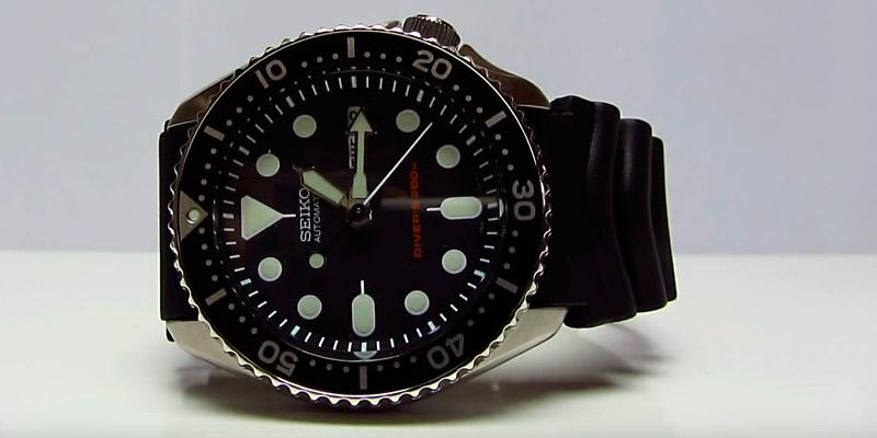 Review of Seiko Men's SKX007K Diver's Automatic Watch