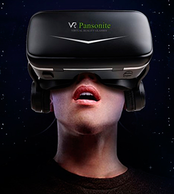 Review of Pansonite Pansonite007 3D Virtual Reality Headset