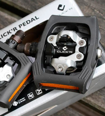 Review of Shimano PD-T400 CLICK'R Clipless Pedals