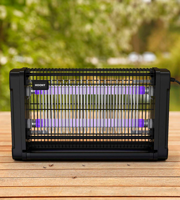 Review of Hoont H938 Powerful Indoor Electric Fly Zapper