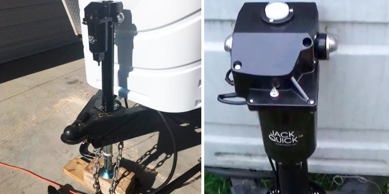 Review of Quick Products JQ-3000 Electric Tongue Jack